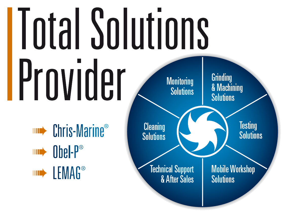 Total solutions provider - Chris-Marine