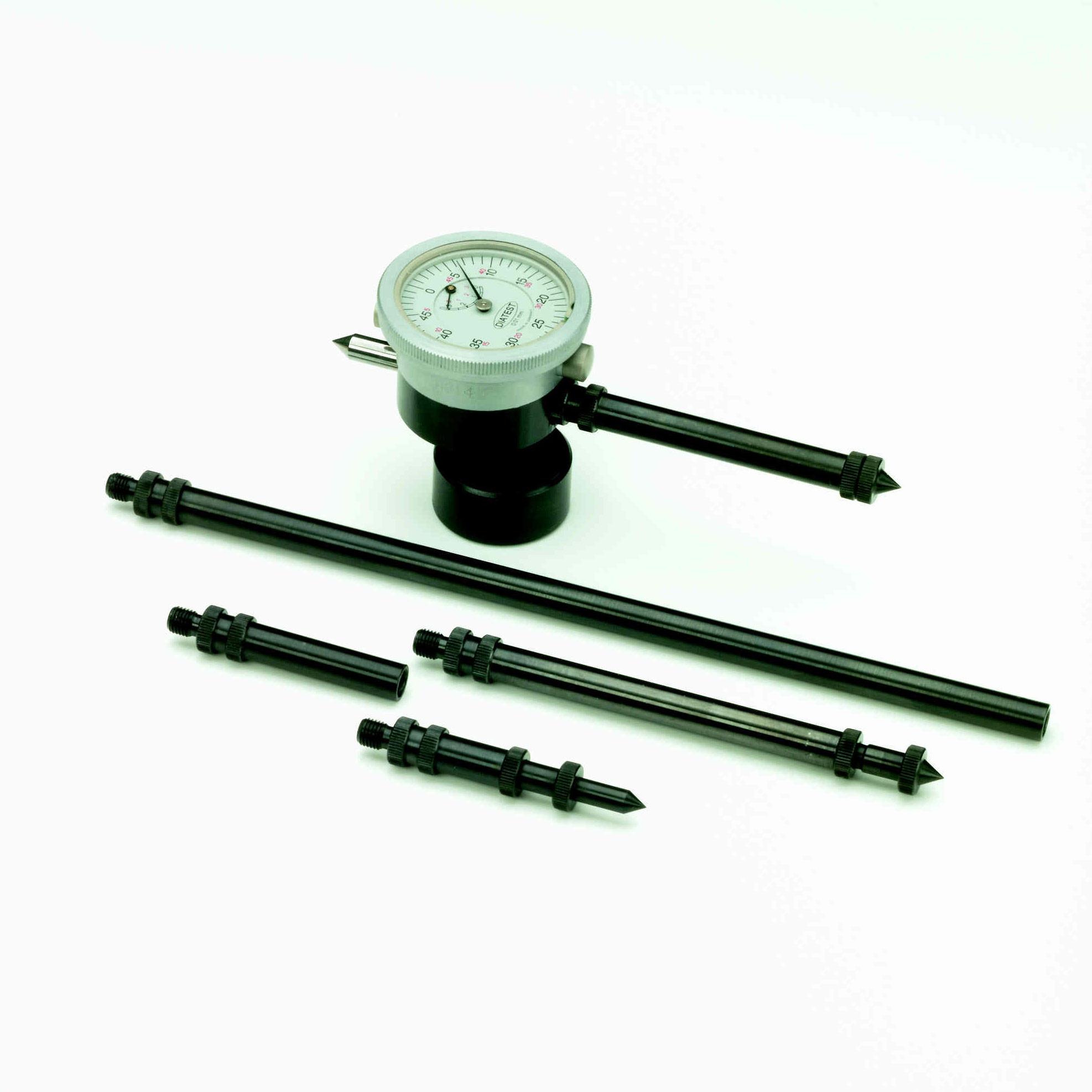 Crankshaft Deflection Gauge / CONTROLmag® I&II   Chris-Marine