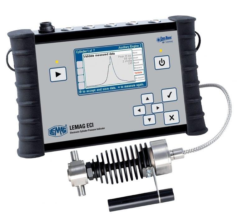 Electronic Cylinder Pressure Indicator - ECI