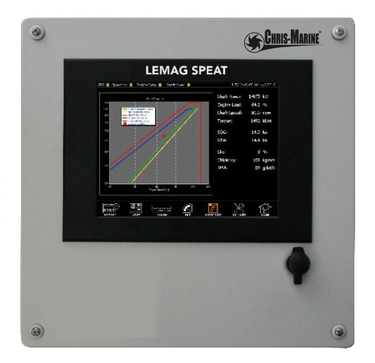 LEMAG SPEAT - Display