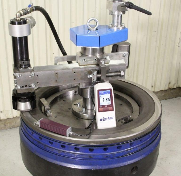 SRM sealing surfaces