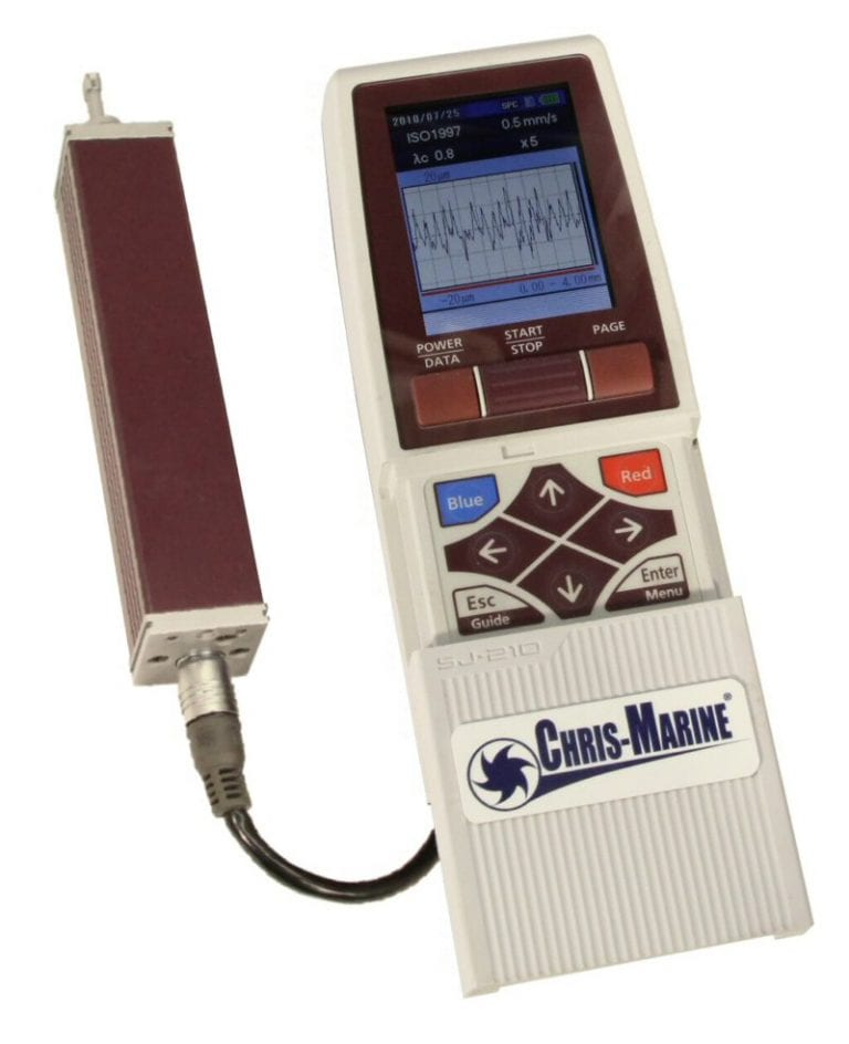 Surface Roughness Measuring / SRM | Chris-Marine