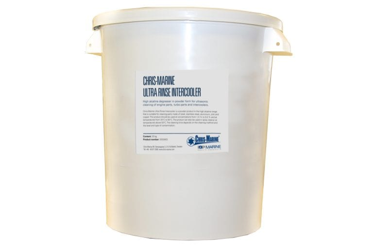 Ultra Rinse Intercooler is a cleaning chemical suitable for all types of metals.