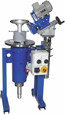 VGT - Valve and seat grinding machine