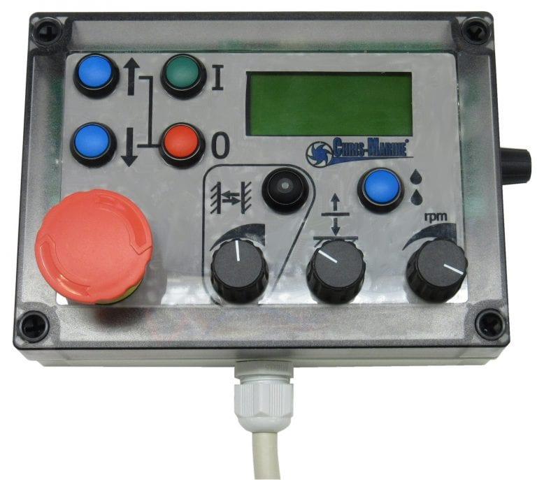 HON 2A control