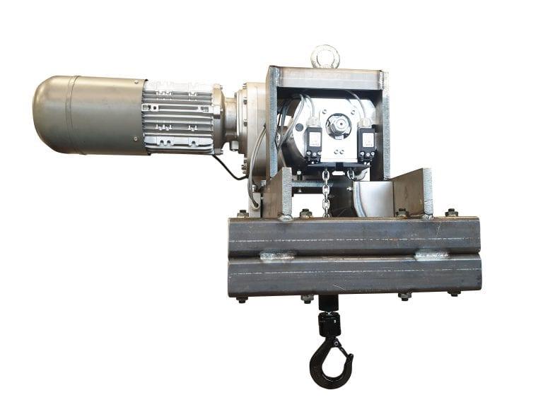 Electric hoist & drive unit
