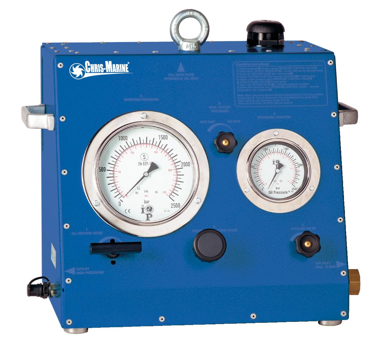 Hydraulic Power Unit Series / HPU | Chris-Marine