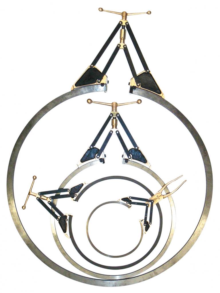 Unistress Piston Ring Expander - UPRE
